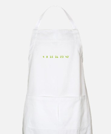 Every 108 Minutes Apron
