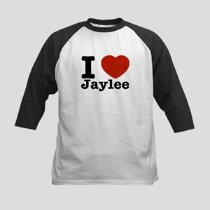 I love Jaylee Kids Baseball Jersey