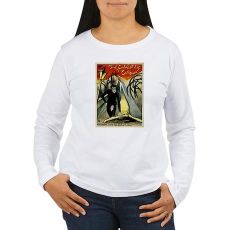 Doctor Caligari Women's Long Sleeve T-Shirt