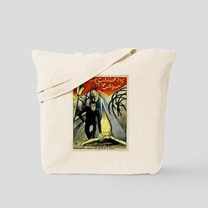 Doctor Caligari Tote Bag
