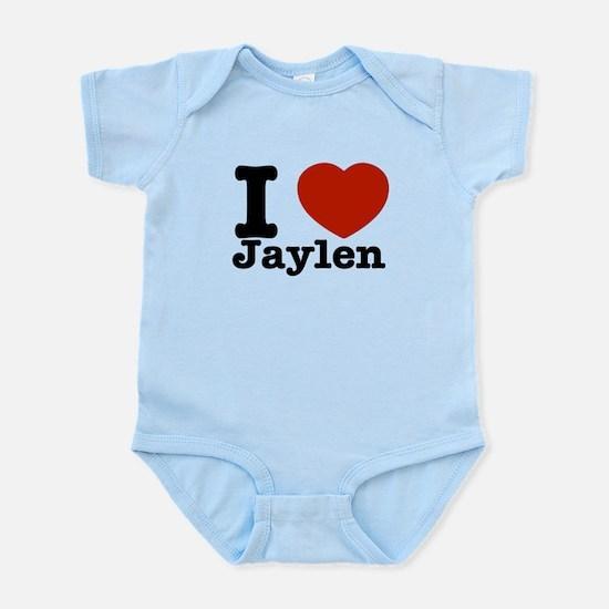 I love Jaylen Infant Bodysuit