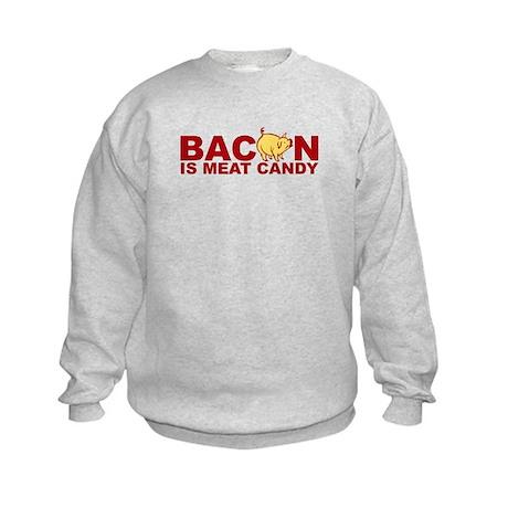 Bacon Kids Sweatshirt