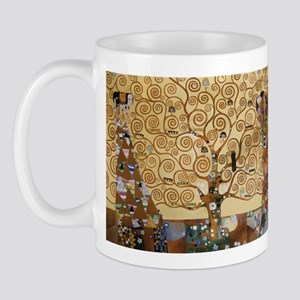 Gustav Klimt Tree Of Life Mug