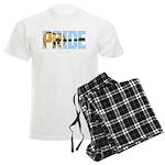 Guitar Pride Men's Light Pajamas