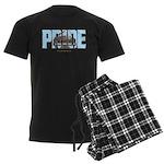 Piano PRIDE Men's Dark Pajamas