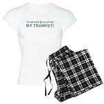 Play Trumpet Women's Light Pajamas