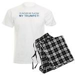 Play Trumpet Men's Light Pajamas