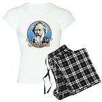 Johannes Brahms Women's Light Pajamas