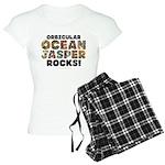 Ocean Jasper Women's Light Pajamas