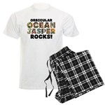 Ocean Jasper Men's Light Pajamas