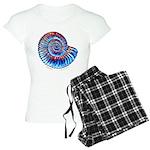 Ammonite Women's Light Pajamas
