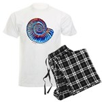 Ammonite Men's Light Pajamas