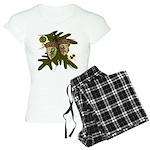 Optimist - Pessimist Acorns Women's Light Pajamas