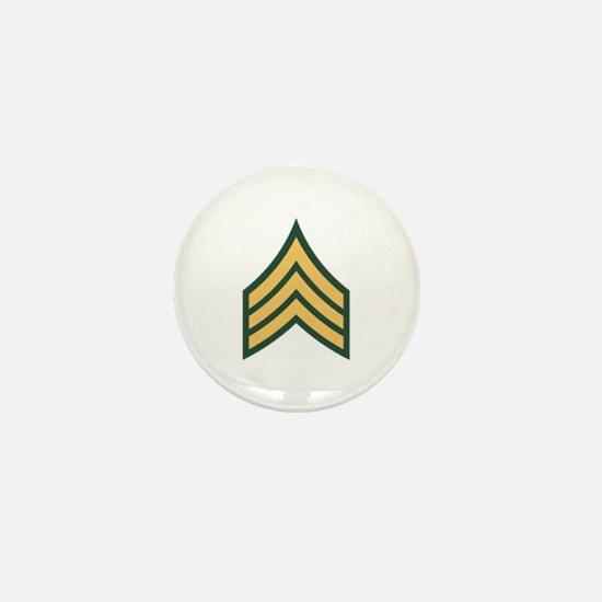 Funny Sgt Mini Button