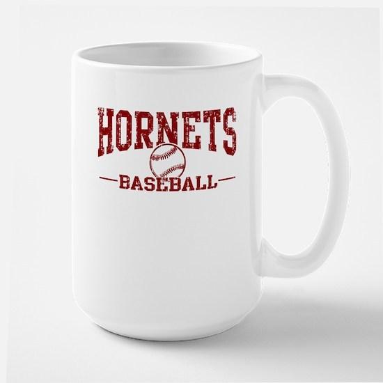 Hornets Baseball Large Mug