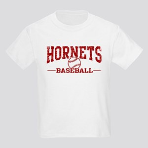 Hornets Baseball Kids Light T-Shirt