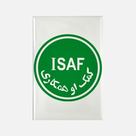 ISAF Rectangle Magnet