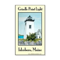 Grindle Point Light 22x14 Wall Peel