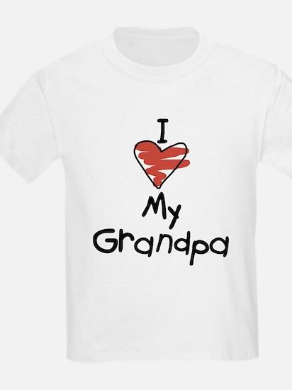 Luv grandpa T-Shirt
