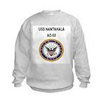 USS NANTAHALA Kids Sweatshirt