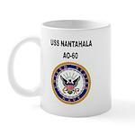 USS NANTAHALA 11 oz Ceramic Mug