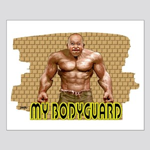 my bodyguard Small Poster