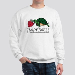 Happiness is (Strawberry) Sweatshirt
