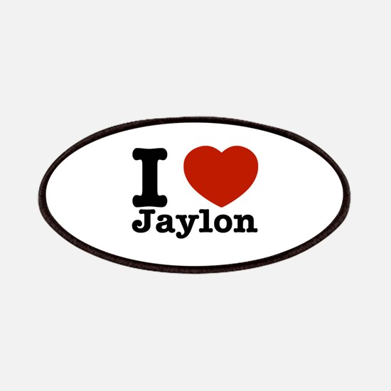 I love Jaylin Patches