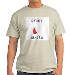 Gnome Alaska Ash Grey T-Shirt
