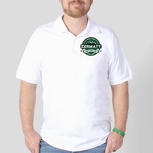 Zermatt Forest Golf Shirt