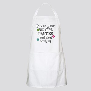 big girl Apron