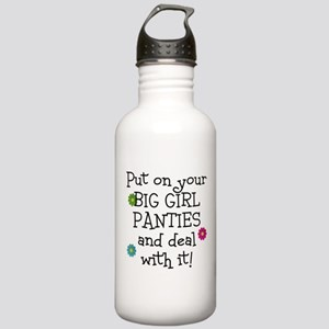 big girl Stainless Water Bottle 1.0L