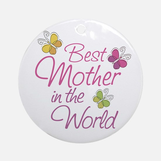 Mothers Day Ornament (Round)