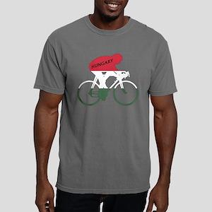 Hungary Cycling Mens Comfort Colors Shirt