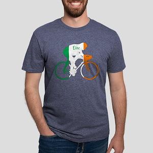 Irish Cycling Mens Tri-blend T-Shirt