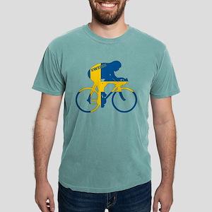 Sweden Cycling Mens Comfort Colors Shirt