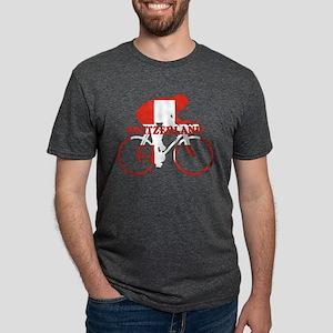 Swiss Cycling Mens Tri-blend T-Shirt