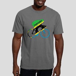 Tanzania Cycling Mens Comfort Colors Shirt
