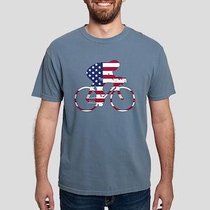 U.S.A. Cycling Mens Comfort Colors Shirt