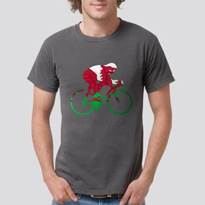 Wales Cycling Mens Comfort Colors Shirt