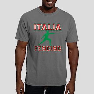 Italy Fencing Mens Comfort Colors Shirt