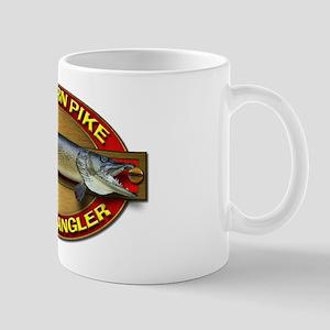 Pike Angling Mug