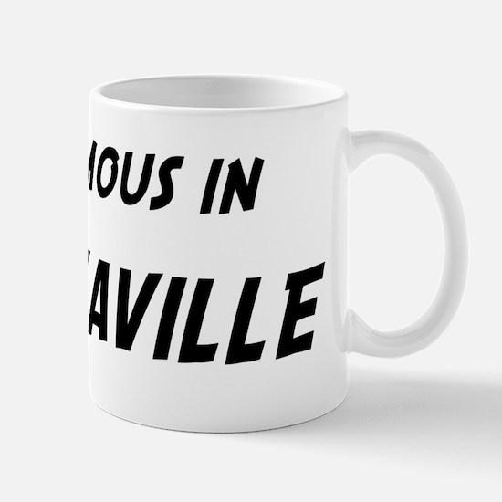 Famous in Brazzaville Mug