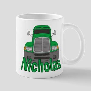 Trucker Nicholas Mug