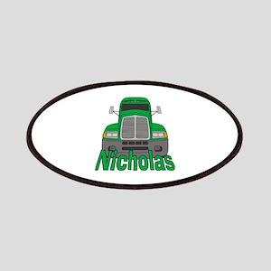 Trucker Nicholas Patches