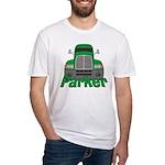 Trucker Parker Fitted T-Shirt