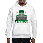 Trucker Parker Hooded Sweatshirt