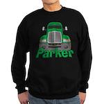 Trucker Parker Sweatshirt (dark)