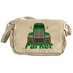 Trucker Parker Messenger Bag