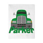 Trucker Parker Twin Duvet